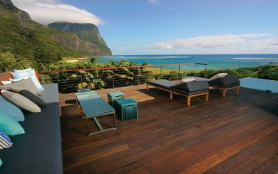 Ultimate castaway escape to life Capella Lodge Lord Howe, NSW